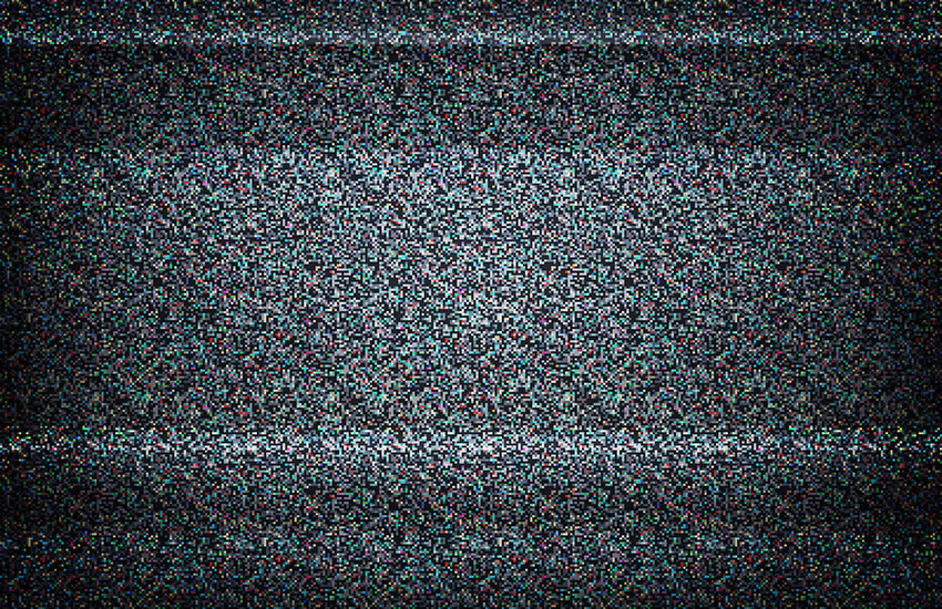 Do you have a pixelated TV?